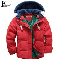 Jackets For Boys Coats High Quality Children Clothing Christmas Winter Jackets For Boys Coats Baby Girls Clothes Kids Outerwear