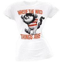 Where The Wild Things Are - Monster Juniors T-Shirt