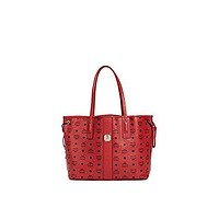 Women's Zipper Top Handbag Shopper Tote