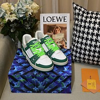 lv louis vuitton womans mens 2020 new fashion casual shoes sneaker sport running shoes 209