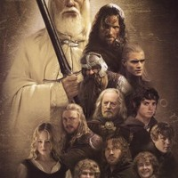 Lord of the Rings: The Two Towers Poster Movie B 11x17 Elijah Wood Ian McKellen Liv Tyler MasterPoster Print, 11x17