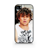 IPC-518 - Ashton Irwin - Ash - 5SOS - 5 Seconds of Summer - iPhone 4 / 4S / 5 / 5C / 5S / Samsung Galaxy S3