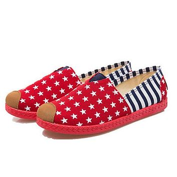 Canvas Aztec Flats - come in many styles!