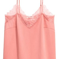 H&M Crinkled Camisole Top $9.99
