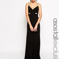 ASOS Tall | ASOS TALL Exclusive Premium Evening Gown at ASOS