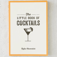 The Little Book Of Cocktails By Rufus Cavendish   Urban Outfitters