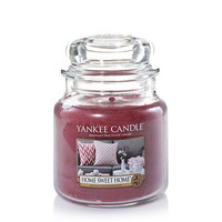 Home Sweet Home® : Medium Jar Candles : Yankee Candle