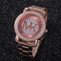 Fashion Classic Watch Round Ladies Women