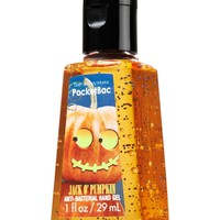 Jack O'Pumpkin PocketBac Sanitizing Hand Gel   - Anti-Bacterial - Bath & Body Works