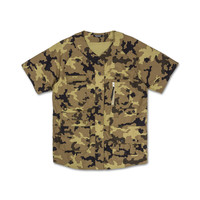 Tactical Overshirt in Camo – Pink+Dolphin