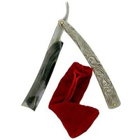 Sweeney Todd Razor with Pouch Prop Replica - NECA - Sweeney Todd - Prop Replicas at Entertainment Earth
