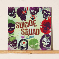 Various Artists - Suicide Squad: The Album LP | Urban Outfitters