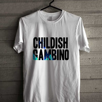 Childish Gambino Logo 242 Shirt For Man And Woman / Tshirt / Custom Shirt
