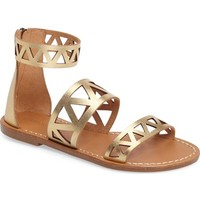 Soludos Ankle Cuff Sandal (Women) | Nordstrom