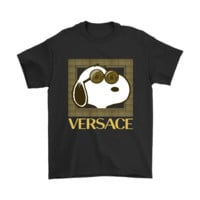 SPBEST Versace Joe Cool Stay Stylist Snoopy Shirts