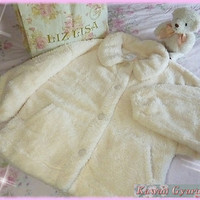 Liz Lisa Fluffy Fur Jacket/Coat (NwT) from Kawaii Gyaru Shop