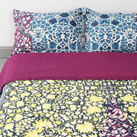 Magical Thinking Brocade Panel Sham - Set Of 2 - Urban Outfitters
