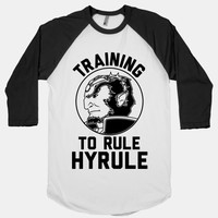 Training To Rule Hyrule