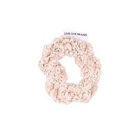 Fleece Scrunchie in Oatmeal by Live Oak
