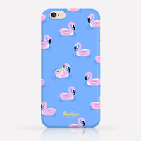 Flamingo iPhone case - iPhone 6 - iPhone 6 plus case - iPhone 5c case - iPhone 5 case - Summer iPhone Case - Samsung case-lifesavers