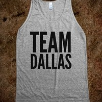 TEAM DALLAS TANK TOP (IDC101956)