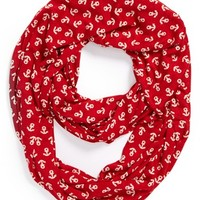 Sperry Top-Sider 'Anchor' Infinity Scarf