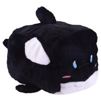 """SeaWorld Stackseas Whale Plush 4"""" New with Tag"""
