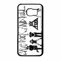 Fall Out Boy Band Save Rock And Roll Samsung Galaxy S6 Case