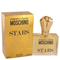 Moschino Stars Eau De Parfum Spray for Women 3.4 Oz  By Moschino