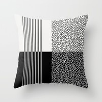 zajedno v.2 Throw Pillow by Trebam