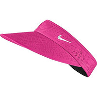 Nike Golf Women's Big Bill Visor PINK POW/PINK POW/WHITE