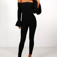 Eilat Long Sleeve Jumpsuit