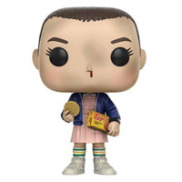 Eleven with Eggos - Stranger Things Funko POP Figure Collection 3.9""