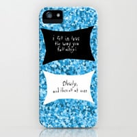 The Fault in Our Stars #2 iPhone & iPod Case by Anthony Londer