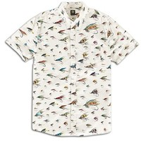 Element Barfly S/S Woven Shirt - Men's at CCS