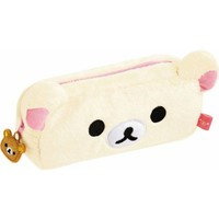 Korilakkuma Plush Pencil Case / Pen Pouch (PY14801)