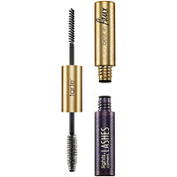 Lights, Camera, Lashes Double-Ended Lash Fibers & 4-In-1 Mascara