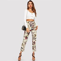 SASSY STYLE  ANKLE PANTS