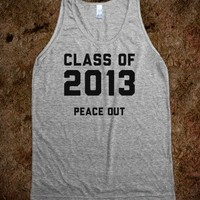 Class of 2013 Peace Out