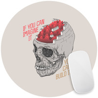 Creativity Mouse Pad Decal