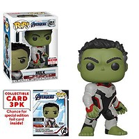 Hulk Exclusive Funko Pop! Marvel Avengers Endgame