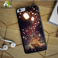 Disney Tangled The Lights iPhone 6S Plus Case by Avallen