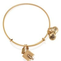 Alex and Ani 2015 Graduation Cap Expandable Wire Bracelet | Bloomingdales's