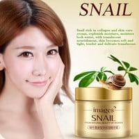 Snail Collagen Face Cream to Remove Dark Spots Acne Face Whitening Cream Removes Pigment Freckle Hyaluronic Acid Holika Holika