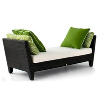 Andrew Richard Designs | Patio & Outdoor Furniture | Toronto | Ontario | Collections | Sarah Richardson Outdoor | SRO Flared Daybed