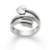 Arrow & Heart Ring | James Avery