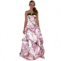 Realtree ® Snow Camo Dresses   Made in USA - Free Shipping