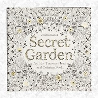 Women's Secret Garden: An Inky Treasure Hunt & Coloring Book' - White