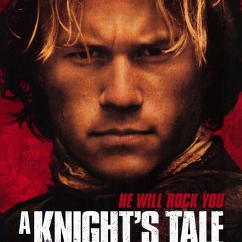 A Knights Tale 27x40 Movie Poster (2001)