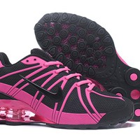 NIKE women Shox-OZ air  running shoe